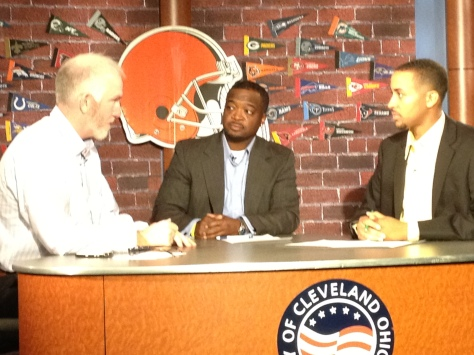 Council President Martin J. Sweeney on The Inside Sports Report