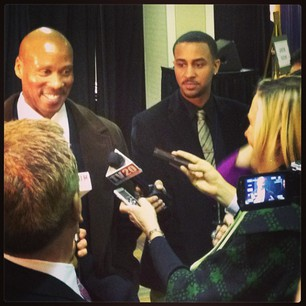Cleveland Cavaliers Head Coach Byron Scott