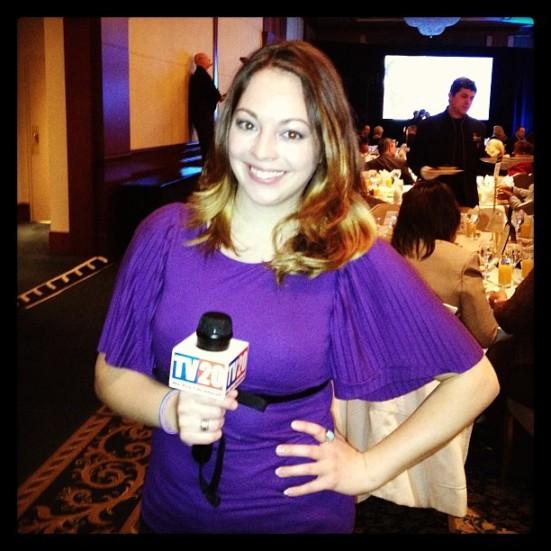 Reporter Leah Haslage