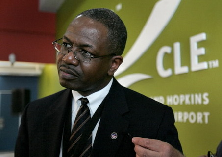 Airport Director Ricky Smith